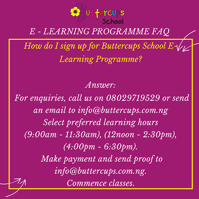 E - LEARNING FAQ 1