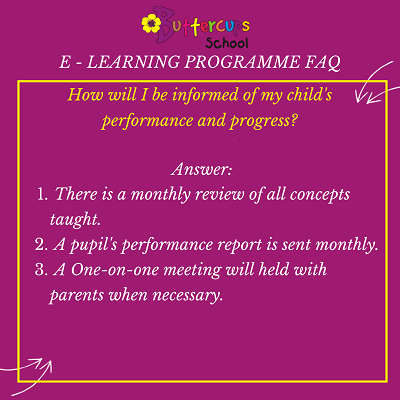 E - LEARNING FAQ 7